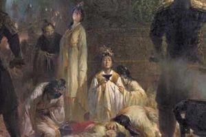 Hoàng đế nhà Minh treo cổ tự sát, phi tần phục vụ kết cục sao?