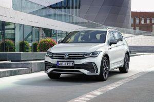 Volkswagen Tiguan Allspace 2021 nâng cấp thiết kế và công nghệ