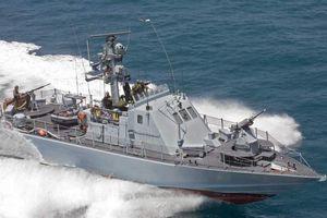 Sức mạnh tàu cao tốc Israel bán cho khách hàng bí mật ở ĐNÁ