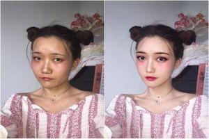 Trước và sau photoshop, hội chị em có màn 'lật mặt' ngã ngửa