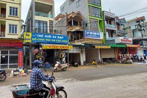 Hà Nội: Khắc phục xong hố sụt lún ở xã Quảng Bị