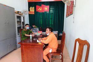 Quảng Bình: Bắt giữ đối tượng giả danh nhân viên điện lực để lừa đảo