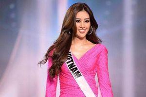 Hoa hậu Khánh Vân không nuối tiếc vì đã cố gắng hết mình và gửi lời chúc mừng tân Hoa hậu Hoàn vũ