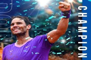 Đánh bại Djokovic, Nadal đăng quang Rome Masters 2021