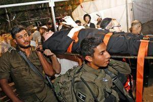 Sập khán đài tại giáo đường Israel khiến 2 người thiệt mạng, gần 170 người thương vong