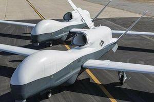 Không quân Mỹ lần đầu triển khai máy bay do thám MQ-4C Triton tới Nhật Bản