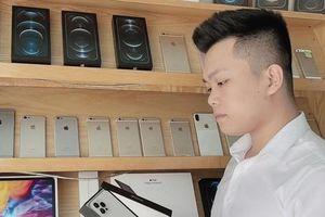 Chủ cửa hàng Bùi Thành Vũ chia sẻ bí quyết lựa chọn thiết bị công nghệ chất lượng nhất