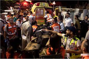 Sập khán đài giáo đường ở Israel, hơn 150 người thương vong