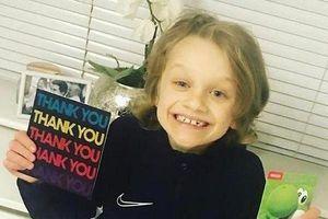 Cảm động cậu bé qua đời vì sét đánh hiến tạng để cứu 3 người