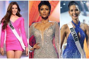 Thành tích đáng nể của người đẹp Việt chinh chiến Miss Universe: H'Hen Nie cao nhất, Khánh Vân top 21
