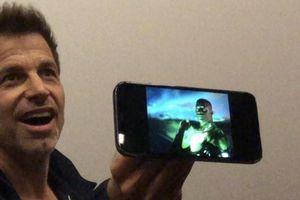 Zack Snyder gây sốt khi công bố Green Lantern của Snyder Cut