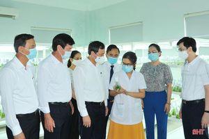 Ngành khoa học và công nghệ đóng góp lớn vào sự phát triển của Hà Tĩnh