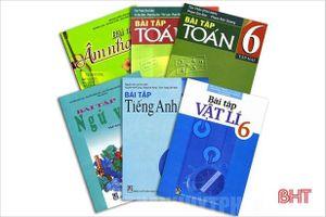Hà Tĩnh chọn bộ sách 'Cánh diều' và bộ sách 'Kết nối tri thức với cuộc sống' làm SGK lớp 2 và lớp 6