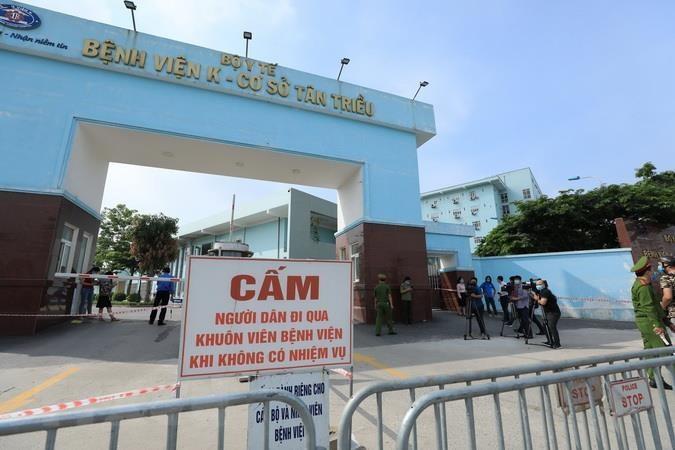108.288 người được cách ly do COVID-19 tại Việt Nam