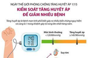 Kiểm soát tăng huyết áp để giảm nhiều bệnh