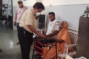 Bệnh nhân COVID-19 bất ngờ sống lại ngay trước khi bị hỏa thiêu tại Ấn Độ