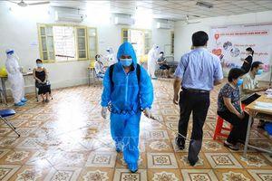 Trưa 17/5, Việt Nam có thêm 30 ca mắc mới COVID-19, trong đó Bắc Giang là 14 ca