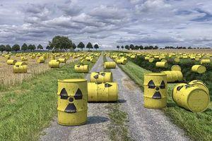 Gần 3000 thùng chất thải phóng xạ bị lưu giữ sai quy cách tại Thụy Điển