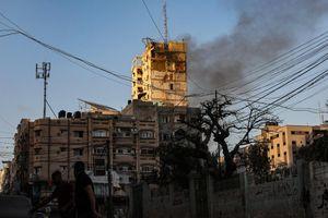 Tin giả thổi bùng xung đột giữa Israel và người Palestine