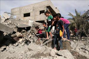 Thêm nhiều nước kêu gọi giảm căng thẳng ở Dải Gaza