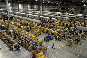 Amazon khởi động 'WorkingWell' vì sức khỏe và an toàn của người lao động