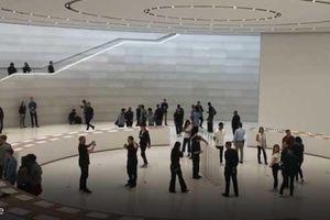 Clip: Khám phá bên trong tổng hành dinh 3,6 tỷ USD của Apple