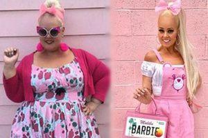 Cô gái 'lột xác' giảm 90 kg trong 2 năm, giống hệt búp bê Barbie ngoài đời thực