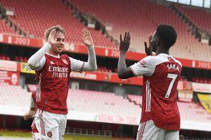 Top 10 cầu thủ tăng giá nhanh nhất Premier League 2020-2021: 2 sao trẻ Arsenal góp mặt