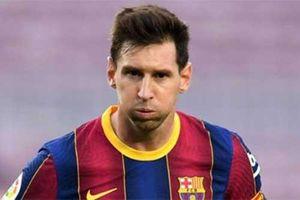 'Hi vọng đây không phải trận cuối của Messi tại Nou Camp'