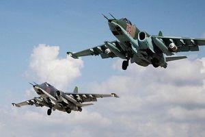 Chiến đấu cơ Nga tiếp tục dội bom các vị trí phiến quân ở Idlib