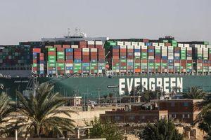 Hậu sự cố ở kênh đào Suez, số phận tàu Ever Given ra sao?