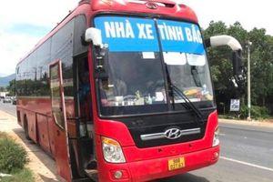 Xe khách chở 5 người Trung Quốc trốn trong khoang hành lý vượt gần 2.000km