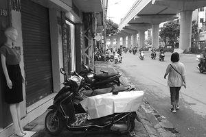 Đánh giá mức phục vụ của môi trường người đi bộ trên một số tuyến phố tại Hà Nội