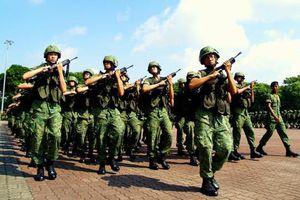 Quân đội Singapore: Nhỏ mà có võ