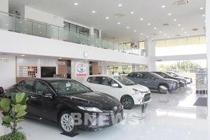 Toyota ra mắt đại lý thứ 19 tại Tp. Hồ Chí Minh