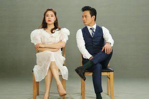 Từng là cặp đôi được yêu thích nhất phim thế nhưng Hồng Đăng - Hồng Diễm càng về cuối càng mờ nhạt