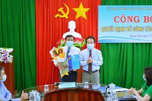 Quảng Ngãi có tân Phó Giám đốc sở LĐ-TB&XH