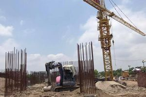 Giảm thiểu tác động của giá thép đến hoạt động xây dựng