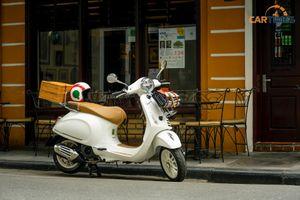Giá 88 triệu đồng, Vespa PicNic khác gì so với phiên bản Primavera tiêu chuẩn