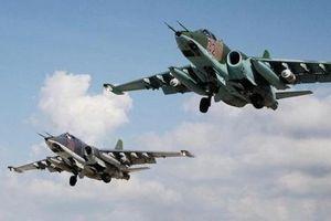 Nga tiếp tục dội bom phiến quân Syria