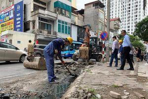 Đơn giá duy trì hệ thống thoát nước đô thị thành phố Hà Nội: Những điểm mới cơ bản
