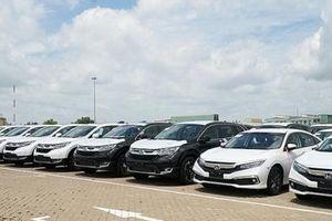 Ôtô nhập khẩu tăng gần 60%, đạt hơn 50 nghìn chiếc trong 4 tháng