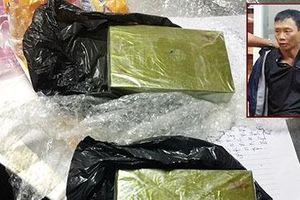 Bắt đối tượng truy nã đặc biệt nguy hiểm về ma túy