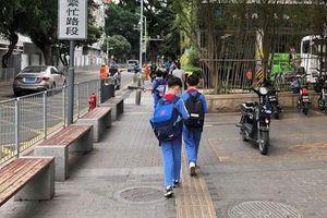 Trung Quốc cấm các chương trình giảng dạy của nước ngoài từ mẫu giáo đến lớp 9