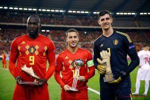 ĐT Bỉ chính thức công bố danh sách 26 cầu thủ dự VCK EURO 2020