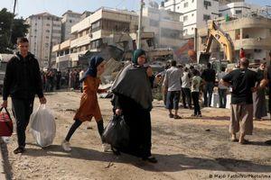 Mỹ nỗ lực chấm dứt bạo lực Israel-Palestine thông qua các kênh ngoại giao
