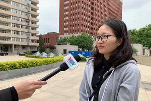 Kiều bào tại Bắc Kinh (Trung Quốc) đặt niềm tin vào đại biểu Quốc hội khóa XV