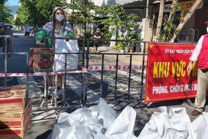 Hỗ trợ 2.000 túi hàng gia đình cho các hộ dân khó khăn ảnh hưởng dịch Covid-19