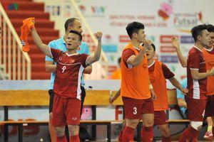 ĐT Futsal Việt Nam thắng ngược Iraq trước khi 'săn' vé dự World Cup