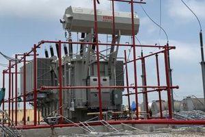 Chuẩn bị đóng điện hai dự án truyền tải điện